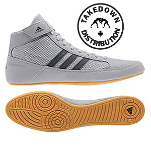 Adidas Shoe Wrestling HVC Kids Youth Onyx - Takedown Distribution