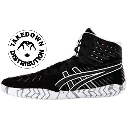 PRE-ORDER ASICS Aggressor 4  Black - Takedown Distribution