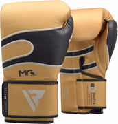 RDX Gloves Boxing Leather BGC-PIGL - Takedown Distribution