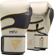 RDX Gloves Boxing Leather BGC-PIPW - Takedown Distribution
