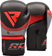 RDX Gloves Boxing Maya BGR-F14R - Takedown Distribution