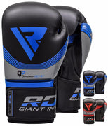 RDX Gloves Boxing Maya BGR-F14U - Takedown Distribution