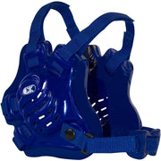 Cliff Keen F5 Tornado Headgear Royal Blue-Royal Blue - Takedown Distribution