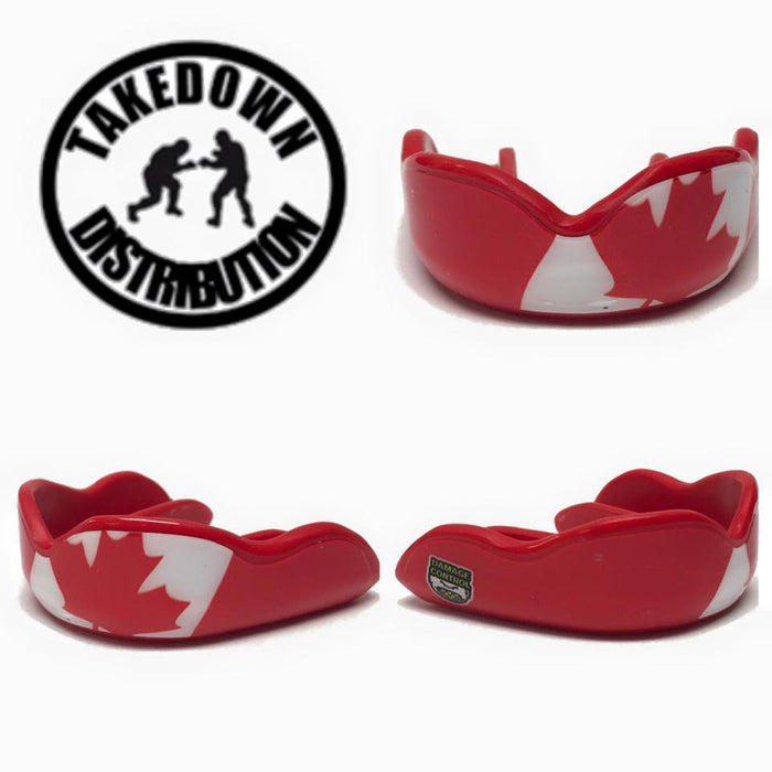 Damage Control Mouthguard Oh Canada - Takedown Distribution