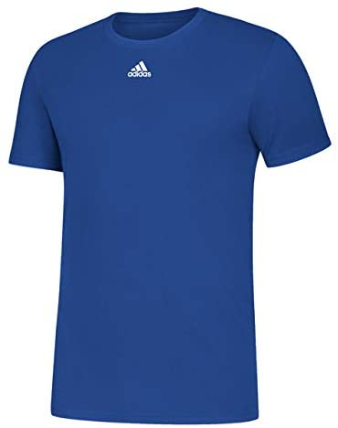 Adidas Amplifier Short Sleeve Tee Blue - Takedown Distribution