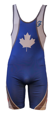 Freestyle Stock Singlets Youth Male - Takedown Distribution