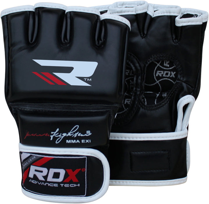 RDX Gloves Grappling MMA GGR-F11 BLACK - Takedown Distribution