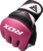 RDX Gloves Grappling  MMA GGR-F12P - Takedown Distribution