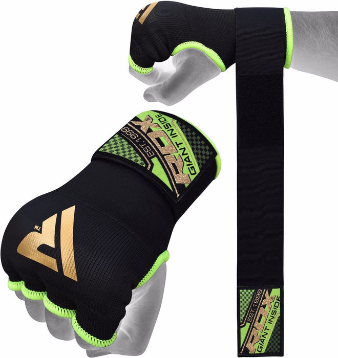 RDX GLOVES CARBON FIBER INSERTS W WRAPS - Takedown Distribution