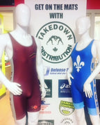 Freestyle Custom Sublimated Wrestling Singlets - Takedown Distribution