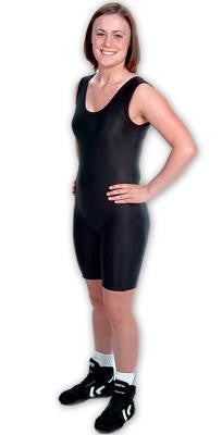 Matman Singlet Wrestling Womens Hi-Cut Lycra Jam - Takedown Distribution