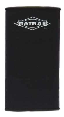 Matman Knee Sleeve Black - Takedown Distribution
