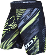 RDX Shorts MMA R5 - Takedown Distribution