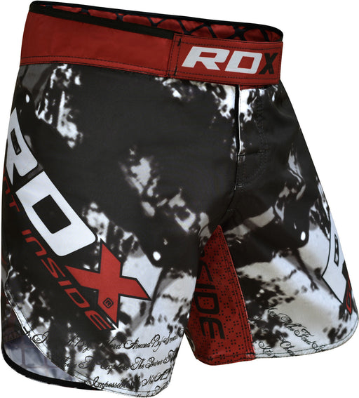 RDX Shorts MMA R6 - Takedown Distribution