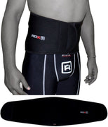 RDX Belt Pro Neoprene Lower Back Support Belt NPB-X1B - Takedown Distribution