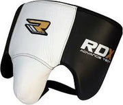 RDX Protection Groin Leather Abdominal Protector - Takedown Distribution