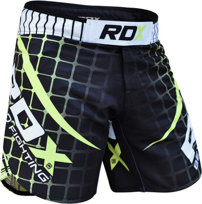 RDX Shorts MMA R2G Green - Takedown Distribution