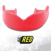 Damage Control Mouthguard Solid Red - Takedown Distribution