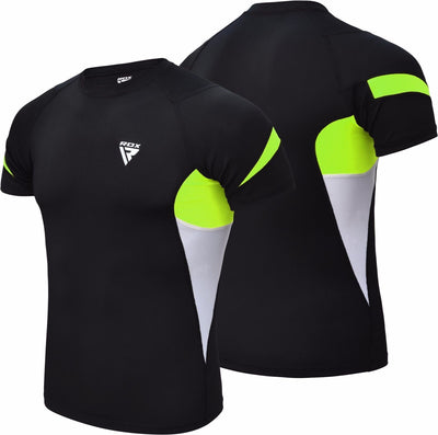 RDX Compression Rashguard Shortsleeve S3 - Takedown Distribution