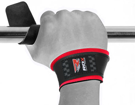 RDX Weightlifting Straps WANL1B - Takedown Distribution