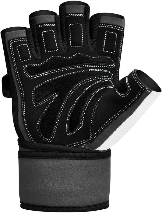 RDX Gloves Weightlifting WGL-L1W - Takedown Distribution
