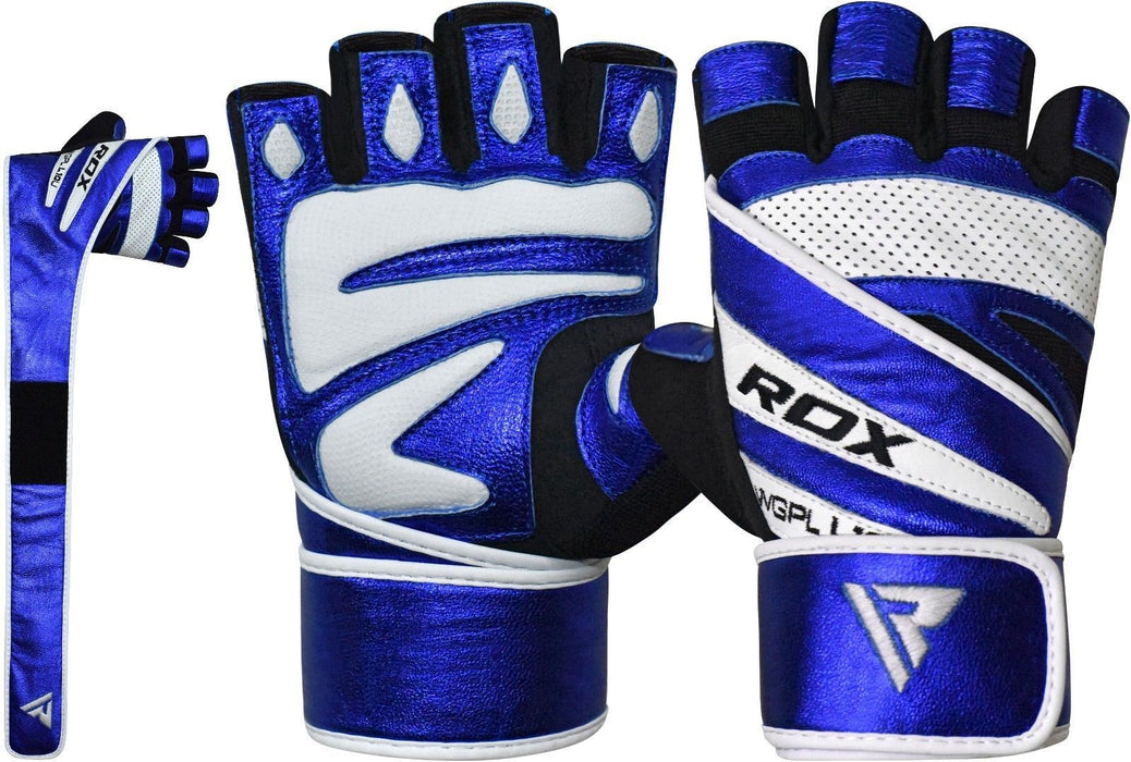 RDX Gloves Weightlifting WGPL-L10U - Takedown Distribution