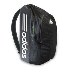 Adidas Wrestling Gear Bag Black and White - Takedown Distribution