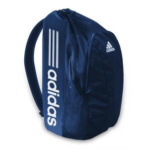Adidas Gym Bag Wrestling Navy-White - Takedown Distribution