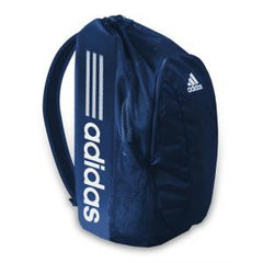 Adidas Wrestling Gear Bag Navy-White - Takedown Distribution