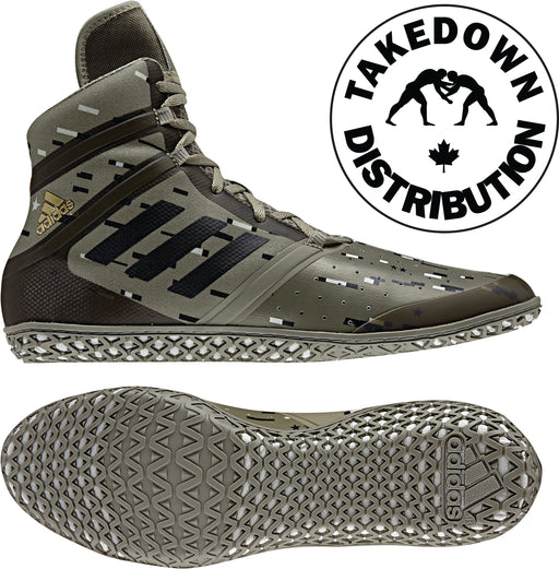 Adidas Shoe Wrestling Digital Camo Impact - Takedown Distribution