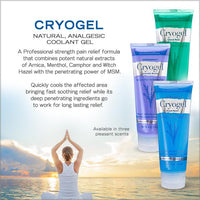Vitaminerals CRYOGEL Pain Relief Gel