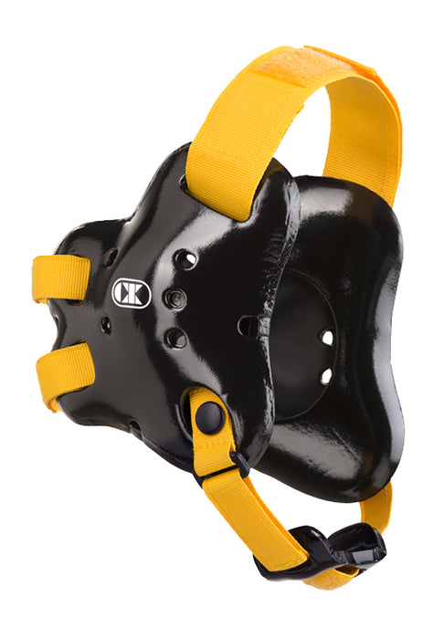 Cliff Keen EF66 Fusion Headgear Black-Gold - Takedown Distribution