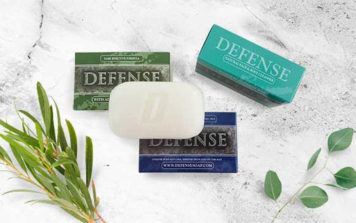 Defense Soap Bundle Trio - Takedown Distribution