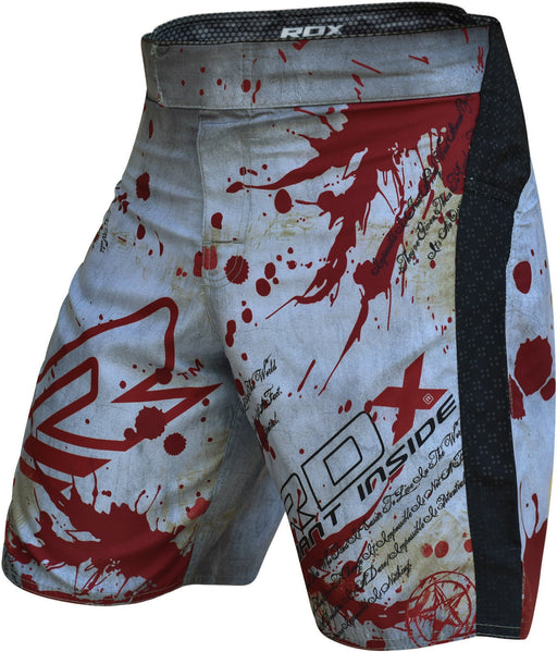 RDX Shorts MMA BLOOD MSS-R3 - Takedown Distribution
