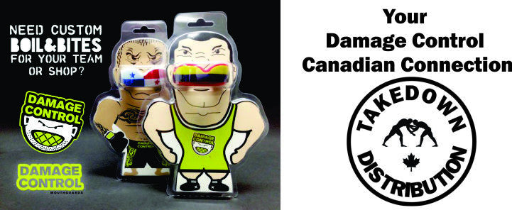 Damage Control Mouthguards Canada
