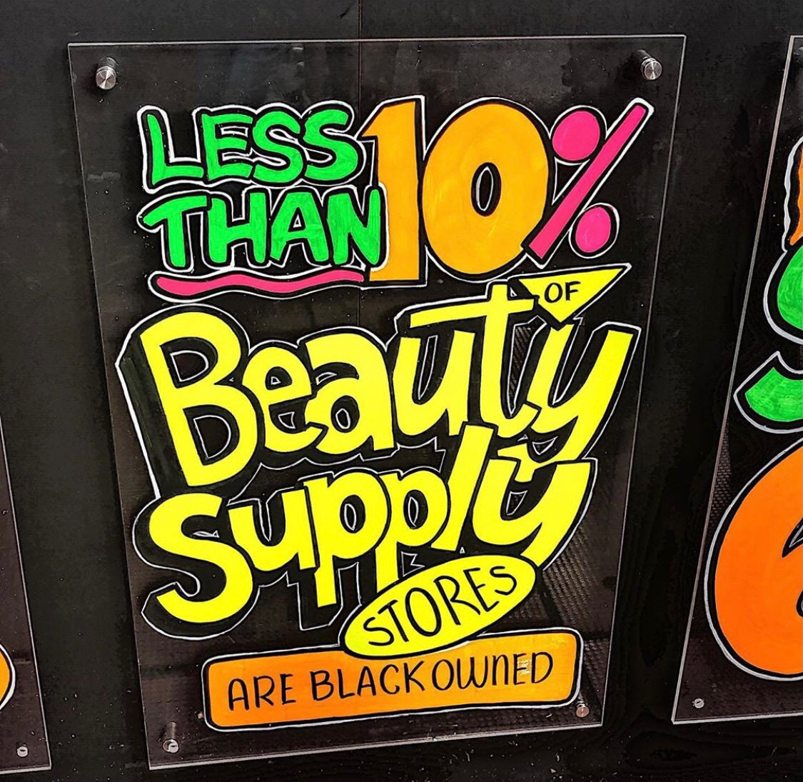 Black Owned Beauty Supply Stores on the Rise