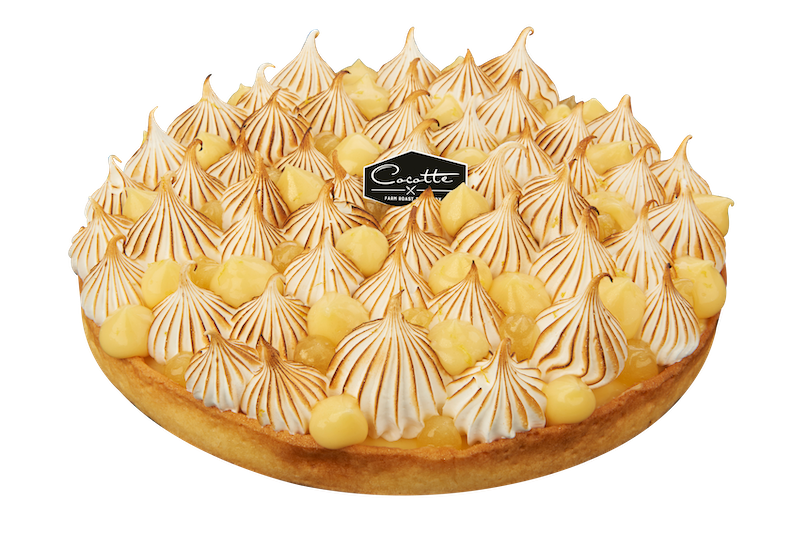 Lemon Yuzu Tart