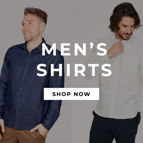 mens bamboo shirts