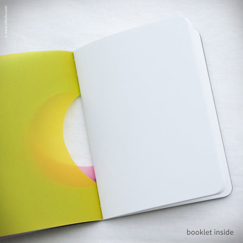 Color Wheel Booklets {#398} Booklet - Inkello Letterpress