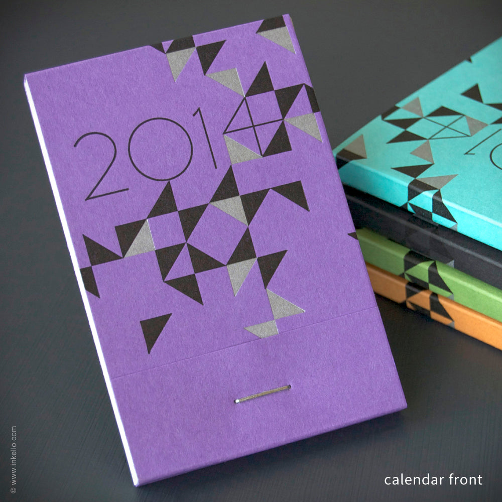 2014 Matchbook Calendars {#107}