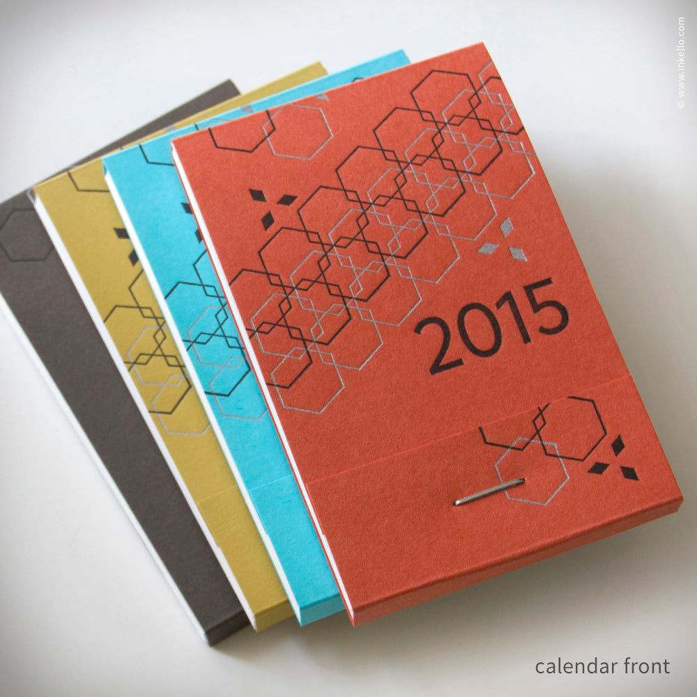 2015 Matchbook Calendars {#107}