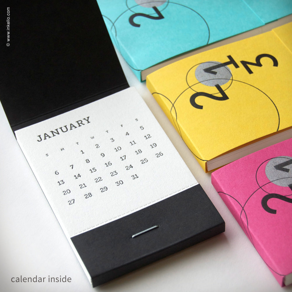 2013 Matchbook Calendars {#107}