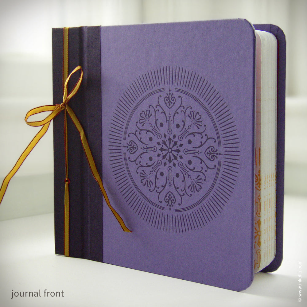 Violet Medallion Journal {#194}