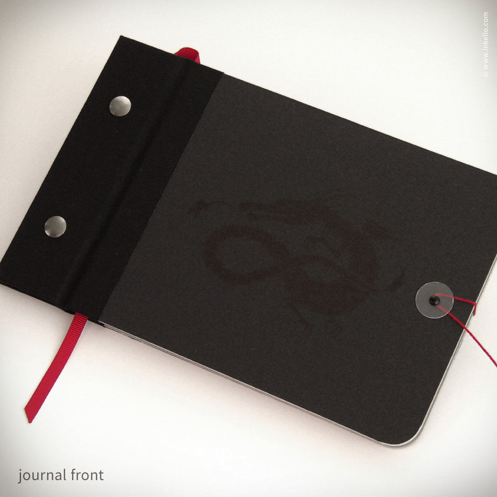 Black Dragon Journal {#156}