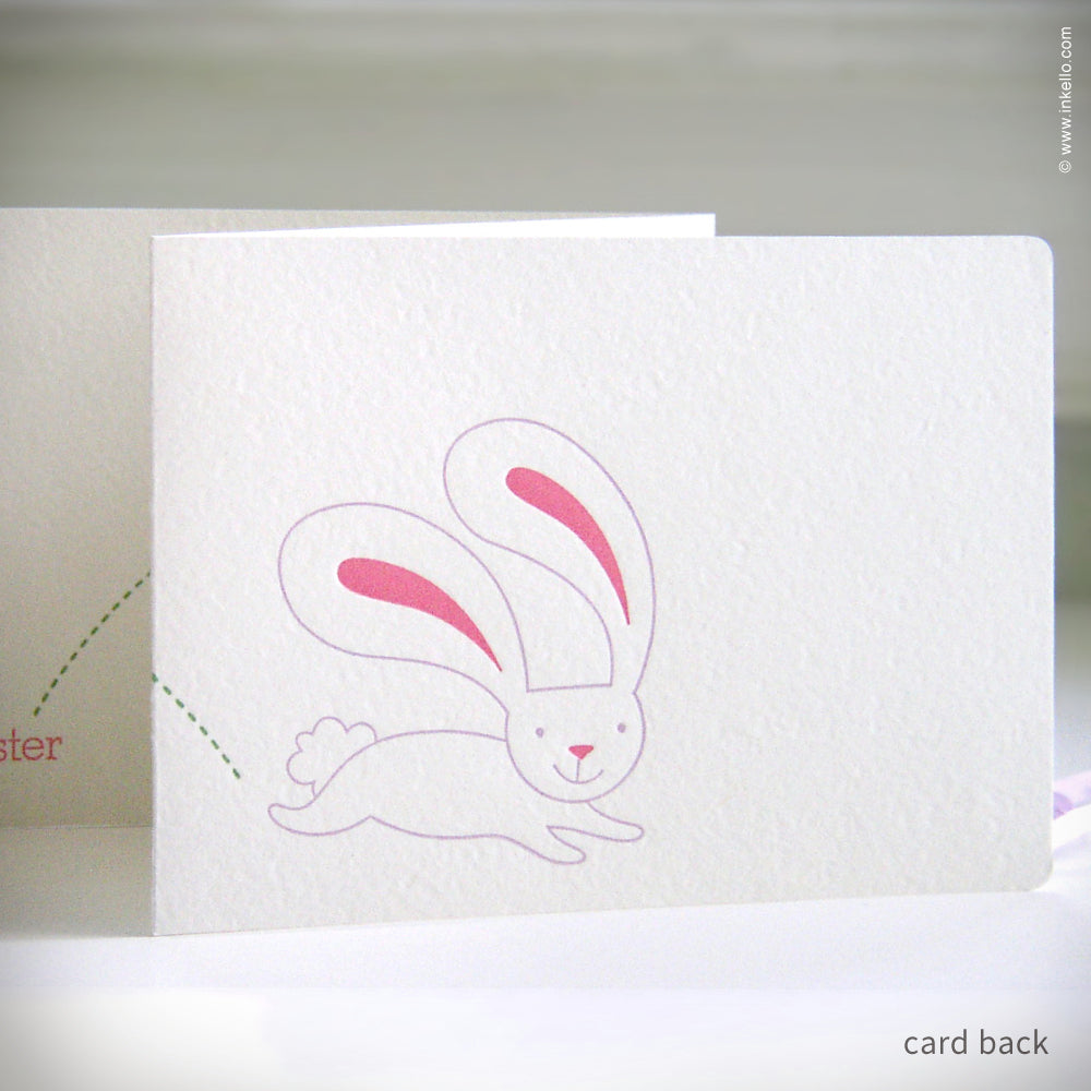 Hoppy Easter Card {#184}