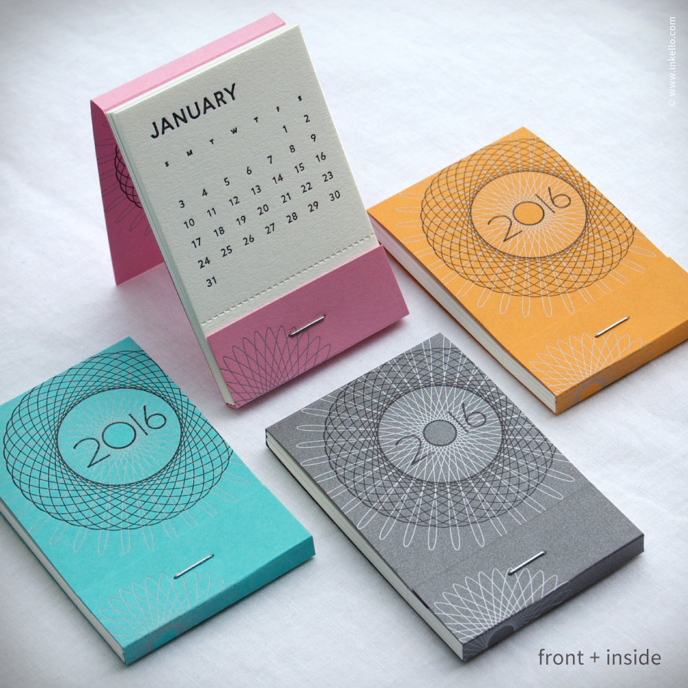 2016 Matchbook Calendars {#107}