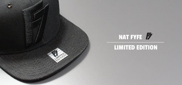 Nat Fyfe F7 Limited Edition Black Snapback