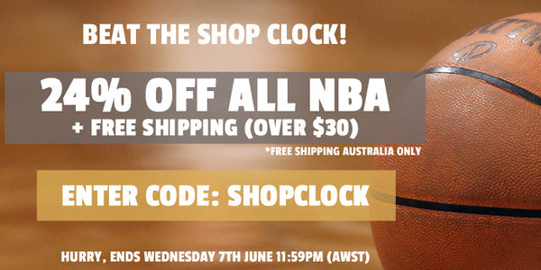 Hat Locker | Beat The Shop Clock With 24% Off NBA Headwear