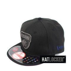 New Era Melbourne Demons Night Lights Snapback Cap