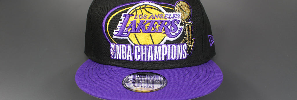 Los Angeles Lakers 2020 Champions